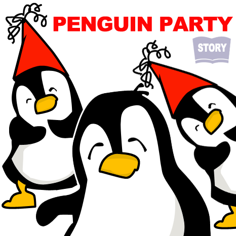 Penguin Party online stories
